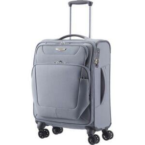 Samsonite kabinbőrönd 55/20 Spark 4kerekű textilbőrönd 87552/1041 fekete