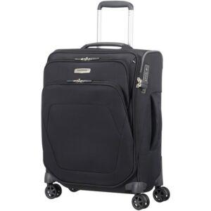 Samsonite kabinbőrönd 55/20 Spark Sng 40x55x20 2,4kg 87552/1041 fekete