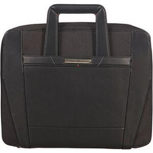 Samsonite irattáska Stationery PRO-DLX 5 Zip Folder A4 110998/1041-Black