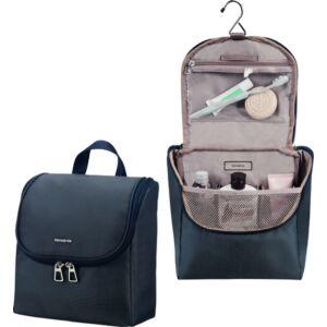 Samsonite kozmetikai táska COSMIX 21x23x10 85221/5953 sötétkék akasztható