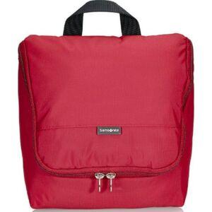 Samsonite kozmetikai táska H. Toiletry Kit akasztható 24x24x7 45534/1726 Piros