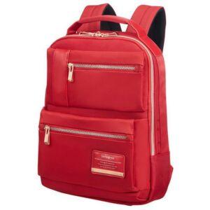 Samsonite laptopháti 13,3 openroad Lady backpack slim 111042/1919 Borvörös