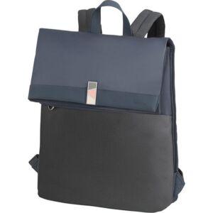Samsonite laptopháti 14,1 Pow-her backpack + flap 123603/5653 felhőkék