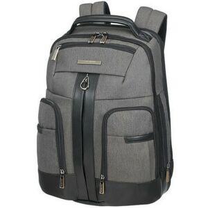 Samsonite laptopháti 15,6 Checkmate backpack 116124/1408 Szürke