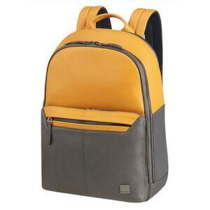 Samsonite laptopháti 15,6 Senzil backpack 116226/4742 Szürke/Sárga