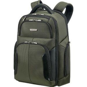 Samsonite laptopháti 48/25 XBR 37,5x48x25 1,4kg 22l 92128/6505 khaki zöld/fekete