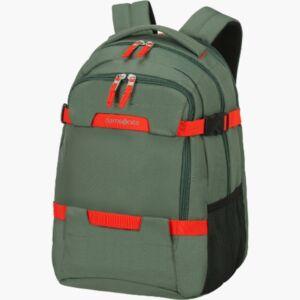 Samsonite laptopháti L Sonora Latop backpack 128090/4851 Kakukkfű zöld