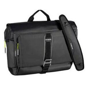 Samsonite laptoptáska 15,6 2WM Messenger M 116130/1041 Fekete