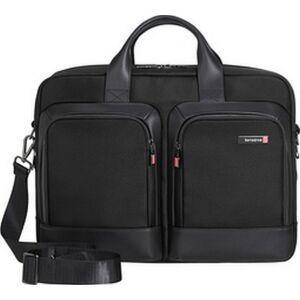 Samsonite laptoptáska 15,6 Safton laptop bailhandle 2c 123575/1041 fekete