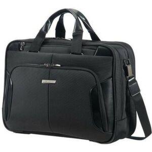 Samsonite laptoptáska 34/24,5 XBR 44,5x34x24,5 1, 6kg 24/31,5l 75219/1041 fekete