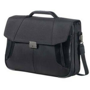 Samsonite laptoptáska 36/18 XBR 45,5x36x18 1, 7kg 14l 75220/1041 fekete