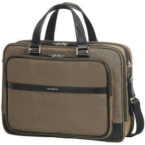 Samsonite laptoptáska Fairbrook 42,5x31x19 1,4kg 18L 85430/1964 bronz/fekete