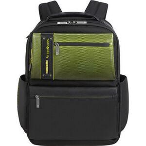 Samsonite laptoptáska openroad X Diesel Latop backpack 15,6 129793/1086-Black/Yellow