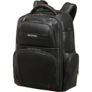 Samsonite laptoptáska PRO-DLX 5 Lth lapt.backpack 3V 15,6 106341/1041-Black