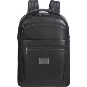 Samsonite laptoptáska Waymore Lth Lp backpack 14,1 129662/1041-Black