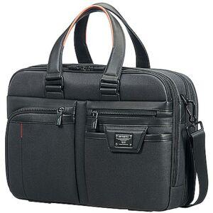Samsonite laptoptáska ZENITH 42x31x18,5/24,5 1,4kg 87469/1041 fekete