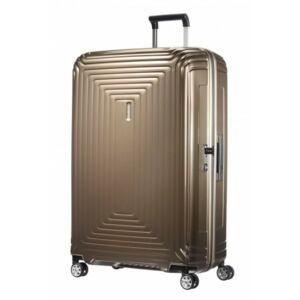 Samsonite bőrönd 55/20 NEOPULSE 44Dx001 4kerekű 55/20 65752/4535 Metallic homok 5év garancis