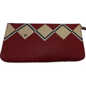 Samsonite pénztárca Női bőr Seraphina SLG L ZIP AROUND Piros 104340/1785 Scarlet Red