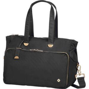 Samsonite válltáska női M SKYLER SHOPPING bag M fekete 104432/1041 - Black 28x37x17cm 0,8kg