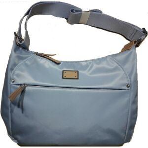 Samsonite válltáska női S CITY AIR Hobo bag S 35X28X6 70672/1498 - Light Blue