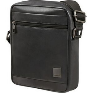 Samsonite oldaltáska Hip-Square Lth tablet crossover M 7.9 131696/1041-Black