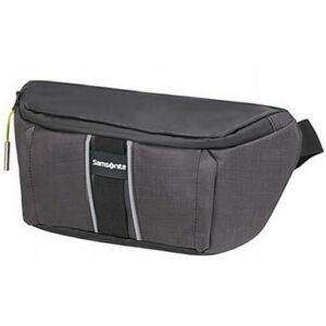 Samsonite övtáska 2WM Waist bag 116129/1041 Fekete