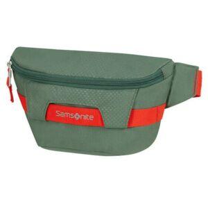 Samsonite övtáska Sonora Belt bag 128087/4851 Kakukkfű zöld