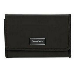 Samsonite pénztárca Női Karissa SLG l w 12cc+zip ext M 120373/1041 fekete
