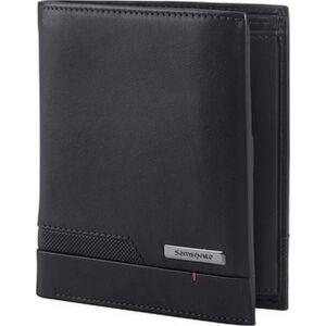 Samsonite pénztárca PRO-DLX 5 SLG 122 - W 11CC+HFL+W+C+Z+2C 120638/1041 Black - Fekete