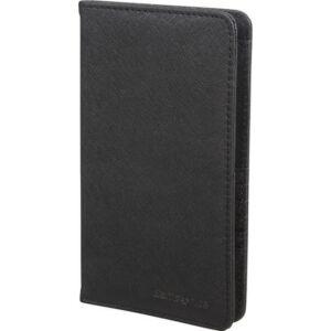 Samsonite pénztárca travel wallet rfid 121441/1041 Fekete