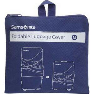 Samsonite bőröndhuzat M V. FOLDABLE Luggage COVER 63221/1439 indigókék