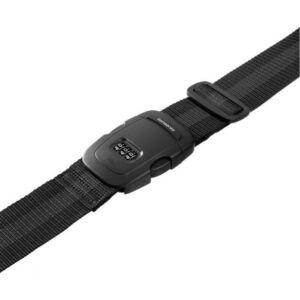 Samsonite bőrönd heveder V. SAFE 3COMBI LUG.STR számzáras 61610/1041 fekete