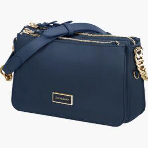 Samsonite válltáska női Karissa 2.0 H. Shoulder Bag S 3 Comp 139035/1549-Midnight Blue