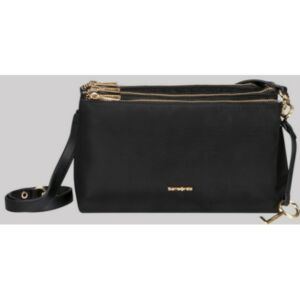 Samsonite válltáska Skyler Pro H. Shoulder Bag S 3 Comp 139098/1041-Black