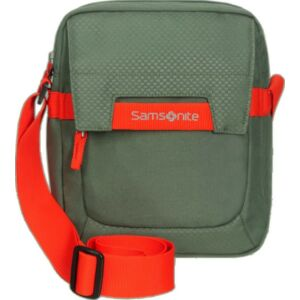 Samsonite válltáska Sonora Cross Over 128088/4851 Kakukkfű zöld