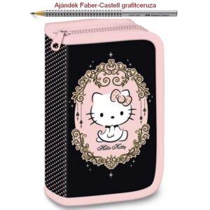 Tolltartó Ars Una klapnis Hello Kitty 18' prémium minőség kihajthatós kollekció