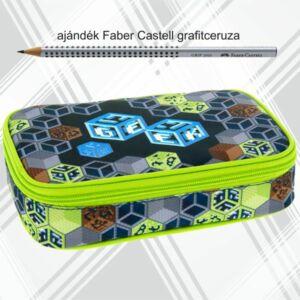 Tolltartó Ars Una többszintes Geek (5065) 21 prémium minőségű tolltartó