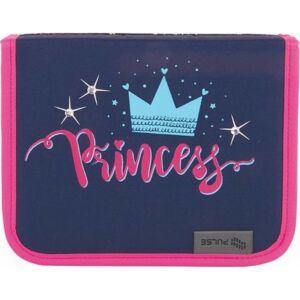 Tolltartó klapnis Pulse Crown Princess, kék-rózsaszín