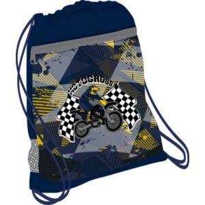 Tornazsák Belmil 20' Motocross motoros 336-91 43x45cm hálós sportzsák Gym Bag
