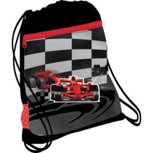 Tornazsák Belmil 20' Racing car autó 336-91 43x45cm hálós sportzsák Gym Bag