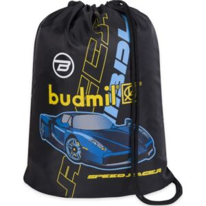 Tornazsák Budmil Beaumont 10150012/S 19 2 fekete kék 32x44 2019 kollekció