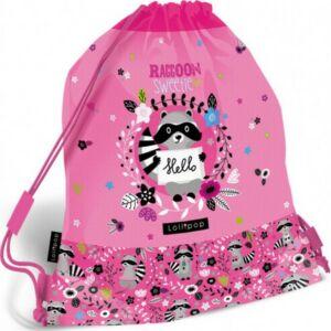 Tornazsák classic Lizzy Lollipop - Raccoon Sweetie 21' Lizzy kollekció
