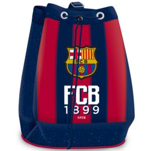 Tornazsák Ars Una sportzsák FC Barcelona - Focis 18' prémium minőségű kollekció