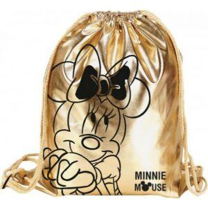 Tornazsák Lizzy Minnie Mouse fashion - Gold 19 sportzsák, Lizzy kollekció