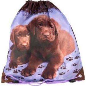 Tornazsák Paso kutyusok 34x45 0, 2kg sportzsák Új 2020-21-es kollekció Paso