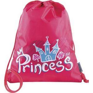 Tornazsák Pulse Castle Princess 40x30x1cm PES pink Iskolaszerek Pulse 121657