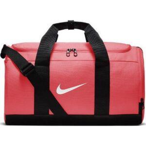 Sporttáska Nike 21' 54×30×23cm-Korall/BA5797-850 Nike 21' iskolaszezonos kollekció