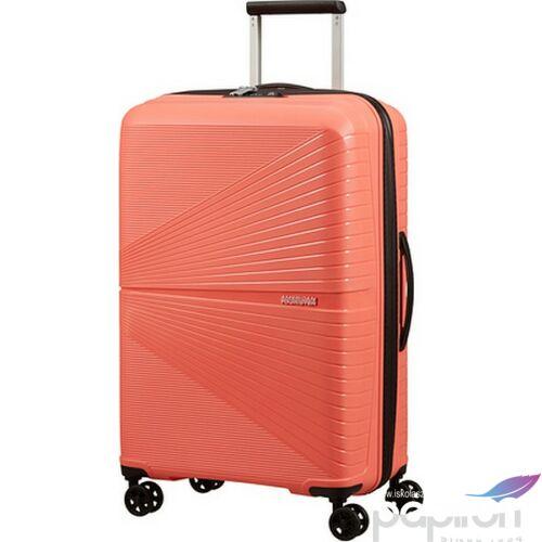 American Tourister bőrönd 67/2 Airconic 67/24 TSA 128187/8364 koral, 4 kerekű