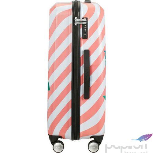 American Tourister bőrönd 67/2 Funlight Disney 67/24 MINNIE 122090/7922 Miami Holiday, 4 kerekű