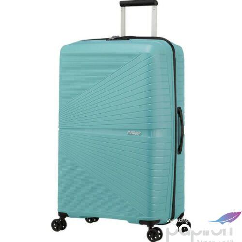 American Tourister bőrönd 77/2 Airconic 77/28 TSA 128188/8397 Purist Blue, 4 kerekű